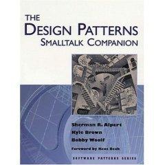 The Design Patterns Smalltalk Companion (Hardcover-1998) (Software Patterns Series)