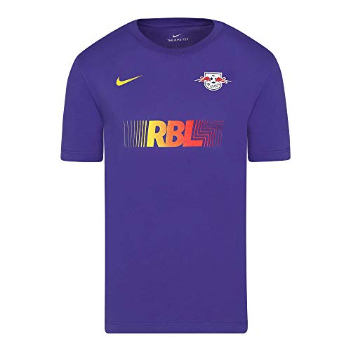 RB Leipzig Lifestyle Camiseta, Hombres Small - Original Merchandise