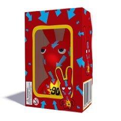 Rayman Raving Rabbids Discount Rabbid PVC Figur, 10cm