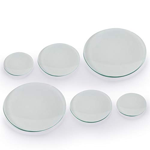 glass beaker lid - 1