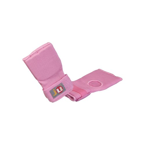 Ju-Sports Innen-Boxhandschuhe mit Bandage Senior pink