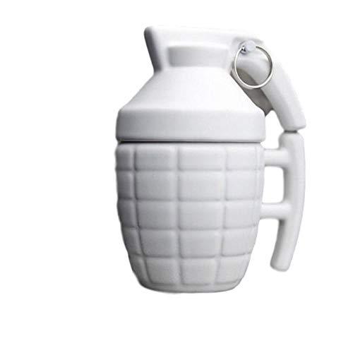 Taza de café personalizada taza de café creativa taza de café de simulación taza divertida taza de café-blanco_201-300ml