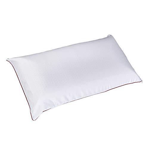 PIKOLIN – Almohada VISCO Top (Viscoelástica – Firmeza Alta/Viscoelastic Pillow High Firmness)...