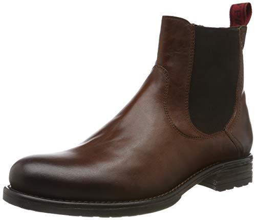 Marc O'Polo Herren 90825005002100 Klassische Stiefel, Braun (Cognac 720), 41 EU
