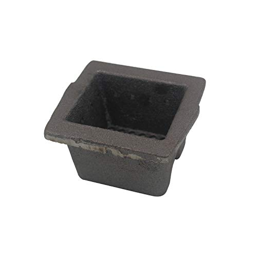 petit un compact Poêle à granulés Brasero Brasero pour poêles à granulés en fonte
