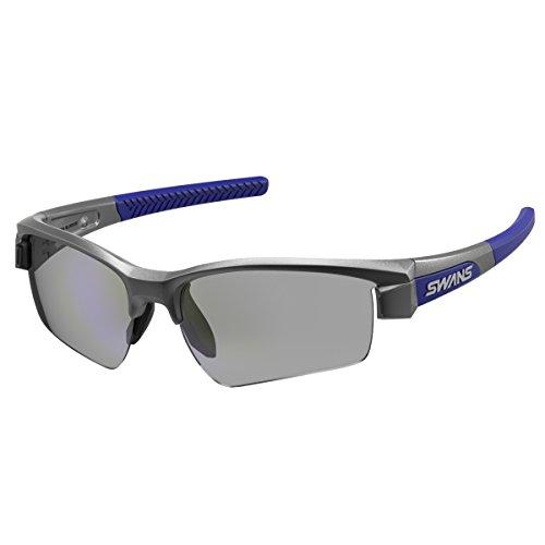 SWANS(スワンズ) スポーツ 偏光 サングラス ライオンシン 偏光レンズモデル LI SIN-0151 MGMR マットガンメ...