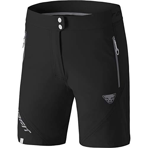 DYNAFIT W Transalper Light Dynastretch Shorts Schwarz, Damen Hose, Größe 38 - Farbe Black Out