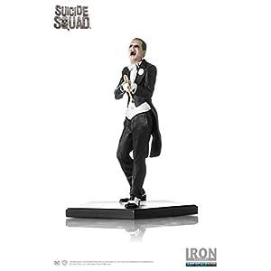 Iron Studios IS353571 Suicide Squad The Joker Figura de Escala 1:10 9