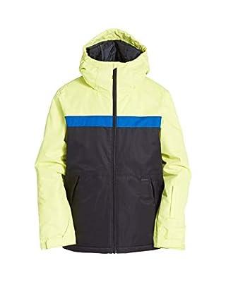 Billabong Boys' Boy's All Day Jacket Yellow Large/14