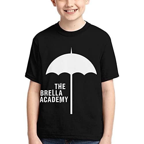 Umbrella Kurzarm Kinder T-Shirt für Jungen Mädchen 3D Print T-Shirt