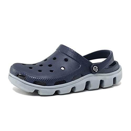 ZOGBX Zapatillas para Mujer Hombres Sandalias Deportivas, Hombres Zapatillas para Exteriores Al Aire Libre Sandalias Ligeras De Jardín Zapatos De Playa Transpirable Cómodo Zapatos De Agua Zapatillas