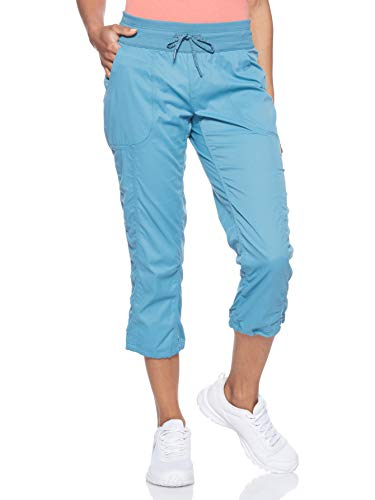 The North Face Aphrodite 2.0 Pantalon Corsaire Femme, Bleu (Storm Blue), S