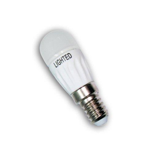 LED-steplicht, 3 W, E14, warm licht, 3000 OK, 160 lm.