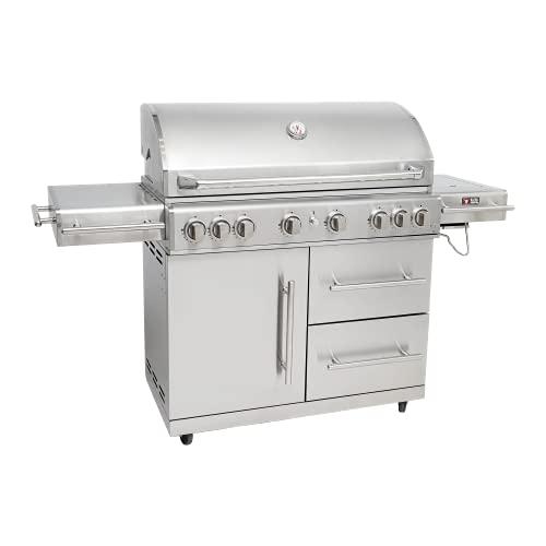 Mayer Barbecue ZUNDA Gasgrill MGG-462...