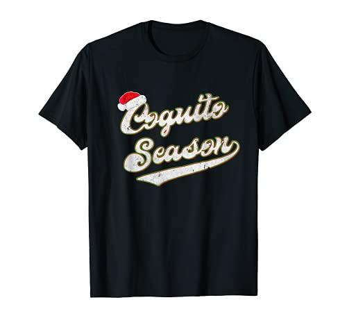 Coquito Puerto Rico Parranda Puerto Rico Ron Ponche de Huevo Camiseta