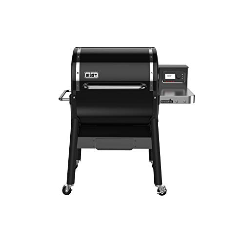 Weber 22510001 SmokeFire EX4 Wood Fired Pellet Grill Review