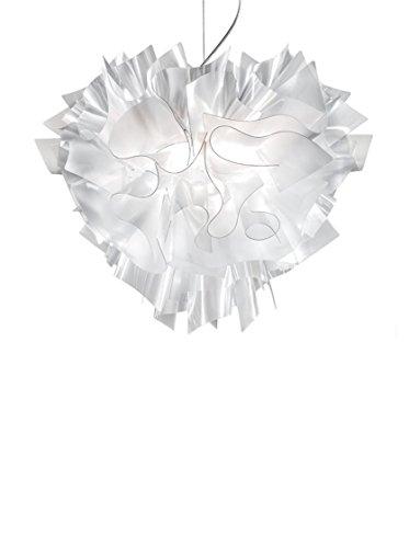 Slamp Veli Pendelleuchte, Large, Prisma (transparent) 60 cm