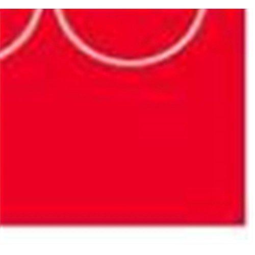 Rolser-Housse Plancha Muleton Coto Fun003 Rouge 130 X 48