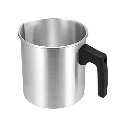 Tendlife Stainless Steel Candle Melting Pot, Large-Capacity Home-Made DIY Melting Wax Cup Candles Pot for Candle making