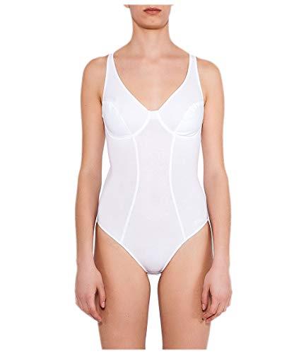 LORMAR - Body Donna Fitness, 01 Bianco, 6