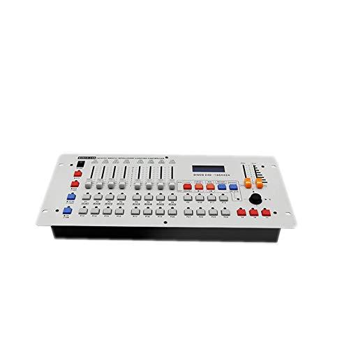 Controlador Profesional, Controlador De Iluminación Canal del Controlador Interruptor Equipo DJ Operador...