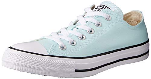 Converse Damen C. Taylor All Star OX Teal Tint Sneaker, Türkis (Turquoise 163357c), 37.5 EU