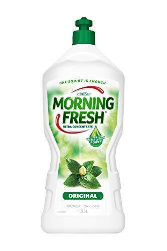 Morning Fresh Super Concentrate Original Dishwashing Liquid, 1.25 liters