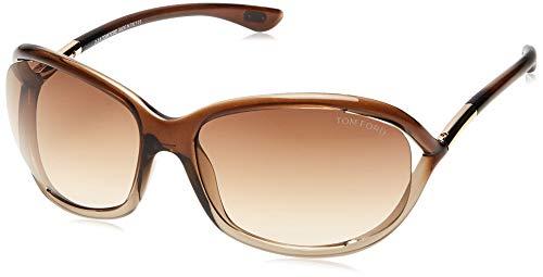 Tom Ford Women's TF0008 Sunglasses,…