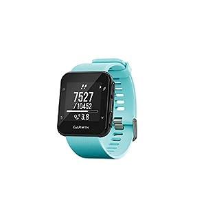 Garmin Forerunner 35 Watch, Frost Blue (Renewed)