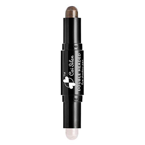 Luckhome  Lidschatten-Stift Master Smoky Smoky/Eyeshadow Pencil für Smokey Eyes, mit integriertem...