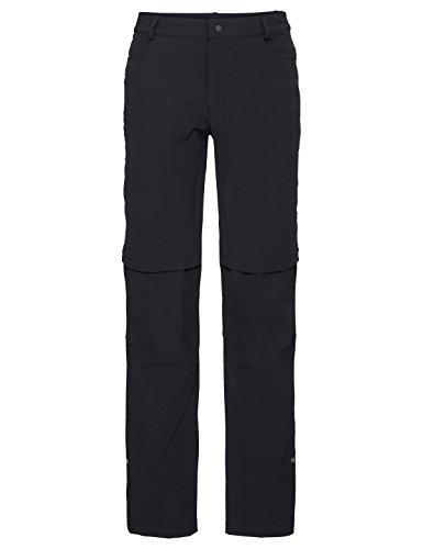VAUDE Herren Hose Men's Yaki ZO Pants II, black, L, 411460105400