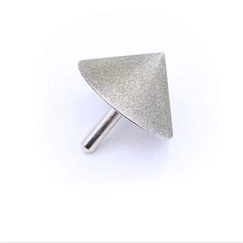 azulejos granito agujero de sierra WOVELOT 2 brocas de diamante de 15 mm para botellas de vidrio