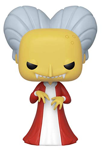Funko Pop! Los Simpson - Vampiro Mr. Burns - NYCC 2019