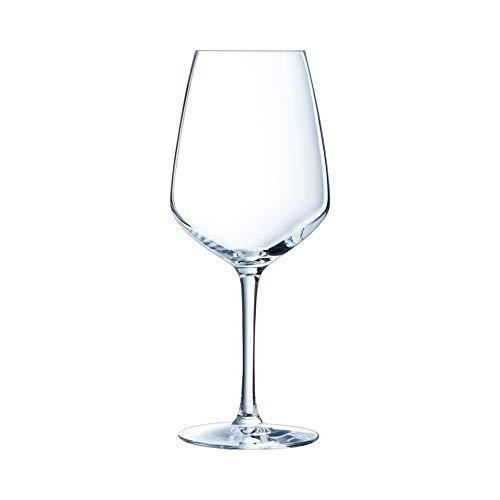 Arcoroc N5993 - Pie Vina Juliette transparente, 50 cl, cristal ultra