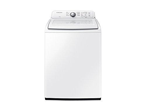 Samsung WA19J3000AW/AX Lavadora 19 kg, Carga Superior, Color Blanco