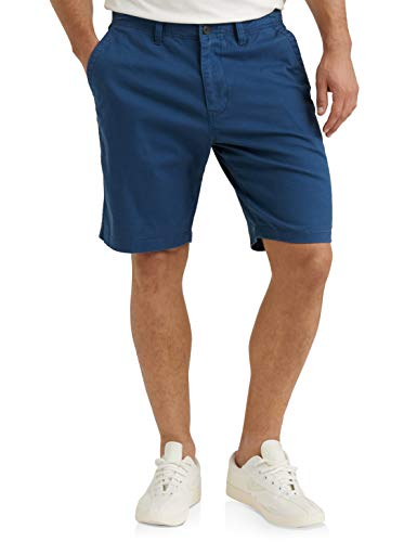 Lucky Brand Men's Flat Front Shorts, Clancy Blue, 32