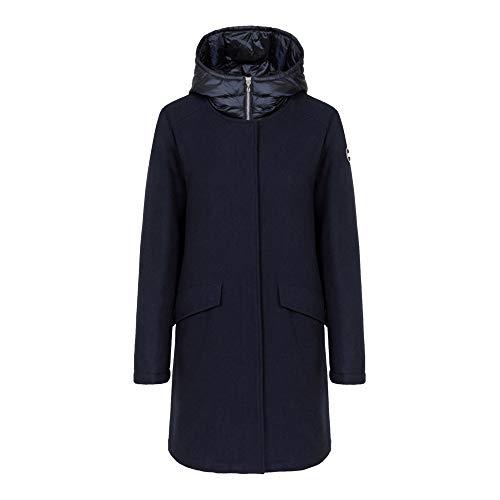 COLMAR Ladies Jacket 2036 Sophistic - Wintermantel, Bekleidung_NR:44 (IT 50), Farbe:Navy Blue