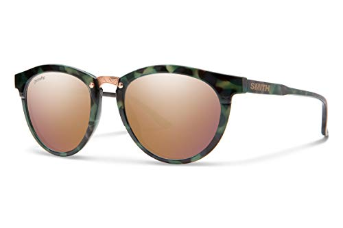 Smith Optics Questa Gafas de sol, Multicolor (Havgreen), 50 Unisex Adulto