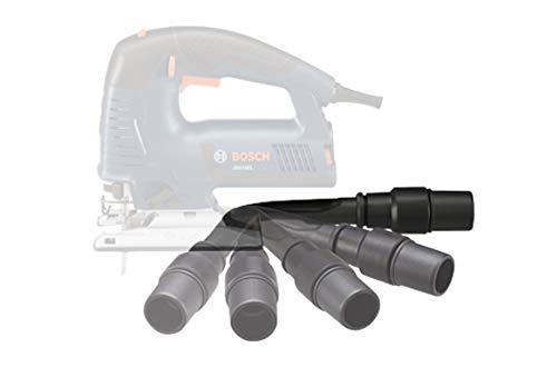 BOSCH JA1012 Dust Collection Kit JS572 - Series Jig Saws, Black