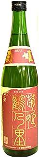 菊姫 山廃純米「鶴乃里」1800ML 2007年にはIWCゴールドメダルを受賞した「世界一に輝いた酒」 箱入:包装(別途216円)