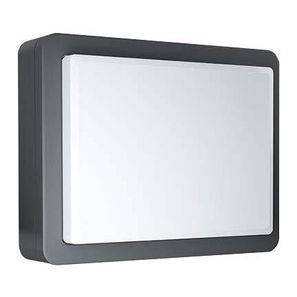 ESYLUX LED-Hausnummernleuchte ALVA WL OP1000 840AN 4000K Anth ALVA;ALVA BL Decken-/Wandleuchte 4015120840029