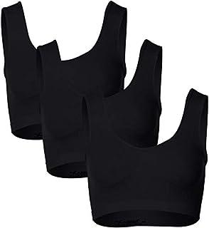 Carina Bra - Set of 3 Soft bra For Women - Bold strap