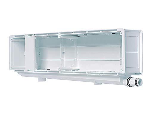 Caja para predisposición instalaciones de aire acondicionado
