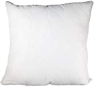 Warez Juego de 2 almohadas, cojines de relleno, almohadas de hogar para el sofá, microfibra acolchada, (30 x 30 cm)