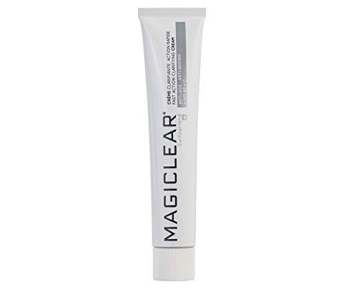 Luxury blemish spot treatment Cream - Dark spot corrector remover cream. Organic spot treatment. Best Swiss brand Magiclear 50 ml.