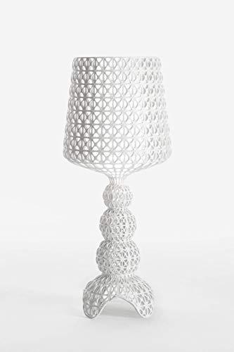 Kartell 9200/03 Mini Kabuk Lampe, Weiß