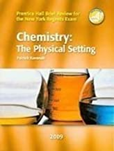 Chemistry: The Physical Setting (Prentice Hall Brief Review for New York)