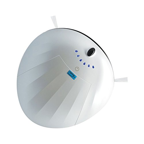 tipitop TT Robot Aspirapolvere robot S2Pulitore Filtro HEPA Bianco