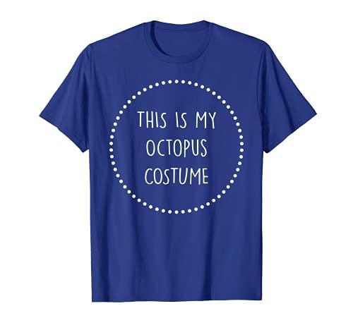 Disfraz de pulpo Camiseta