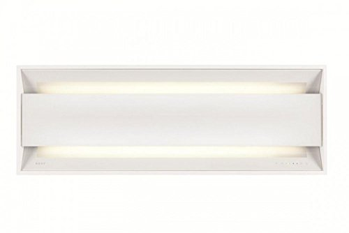 NOVY 895 integraal plafond wit 470m3/h C afzuigkap